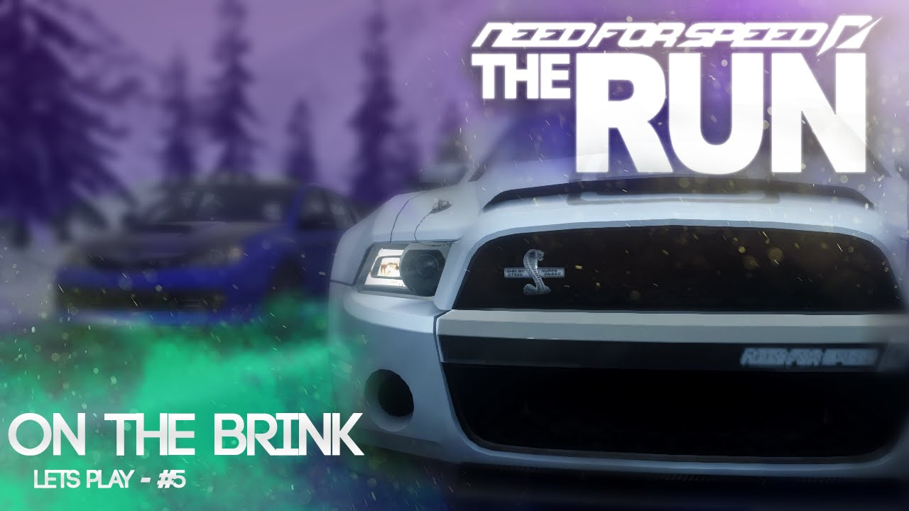 Need for Speed The Run - #5 - On Edge (Let's Play) | FunnyDog.TV