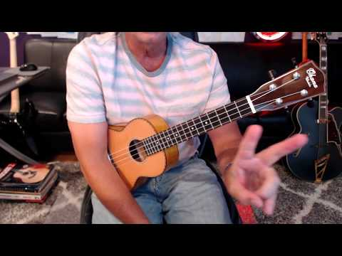 Rod Stewart Maggie May Ukulele Tab Preview Youtube