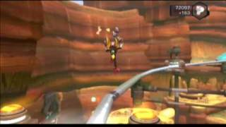 Ratchet & Clank Future: A Crack In Time - Planet Lumos, Krell Canyon - Zoni | WikiGameGuides