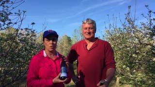 NC Farm School Graduate Stories- James Creek Orchards