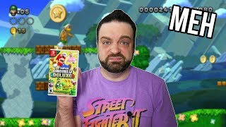 I REGRET Buying New Super Mario Bros U Deluxe | RGT 85