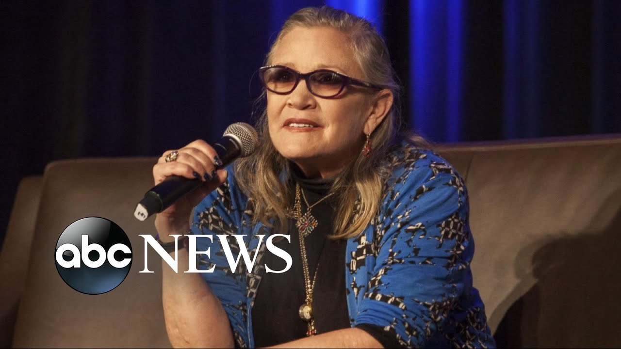 Details revealed from Carrie Fisher's autopsy report