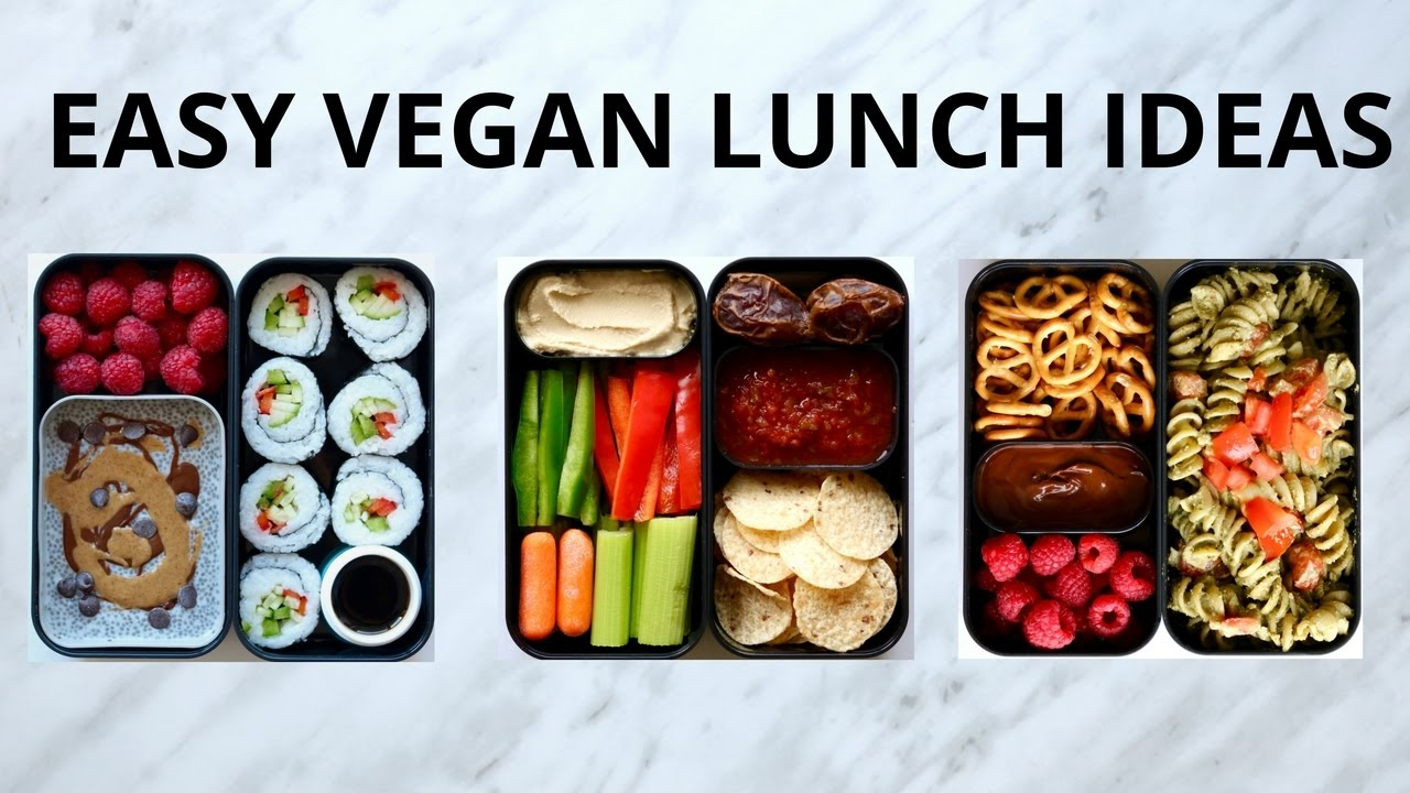 easy vegan lunch ideas bento box archives amazing vegan recipes. Black Bedroom Furniture Sets. Home Design Ideas