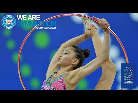 2017 Rhythmic Gymnastics Worlds, Pesaro (ITA) - Day 2
