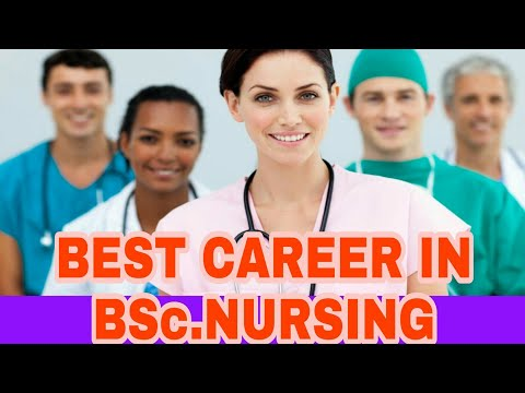 Career in BSc. Nursing Course,Fees,College and Salary. KASHYAP CLASSES NIIT CRACKER