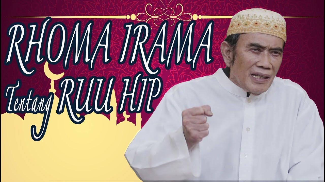MAJELIS TA'LIM SONETA #18: SIKAP RHOMA IRAMA & SONETA TERKAIT RUU HIP