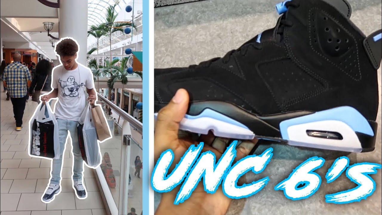5251b1f1896 UNC Jordan 6 Pick Up Vlog 🔥🔥🔥+ Christmas Event Vlog - YouTube