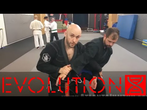 Kempo-Jujitsu Kotegaeshi (Wrist Turn Lock) Entry And Counter Technique