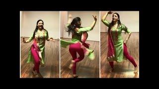 Sirino Erkilic Dance on Punjabi Song Tenu Suit Suit karda | Guru Randhawa | Suit Suit