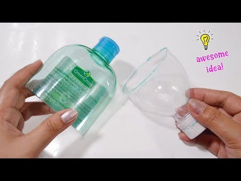 Simple way to Reuse Plastic Bottle| Best Reuse Idea How to Recycle Plastic Bottle