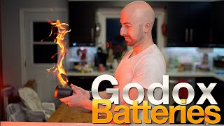 5 Godox Battery Rules You Need to Know