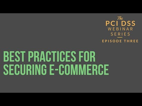 Best Practices for Securing E commerce