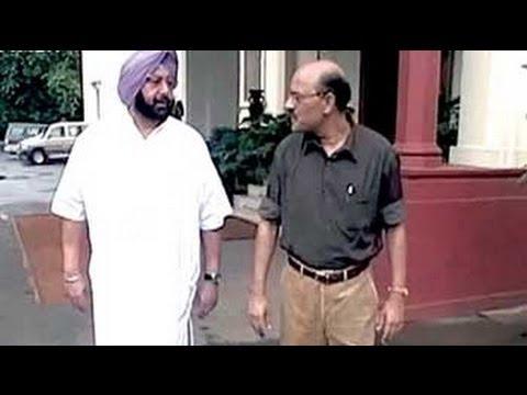 Walk The Talk: Amarinder Singh (Aired: October 2005)