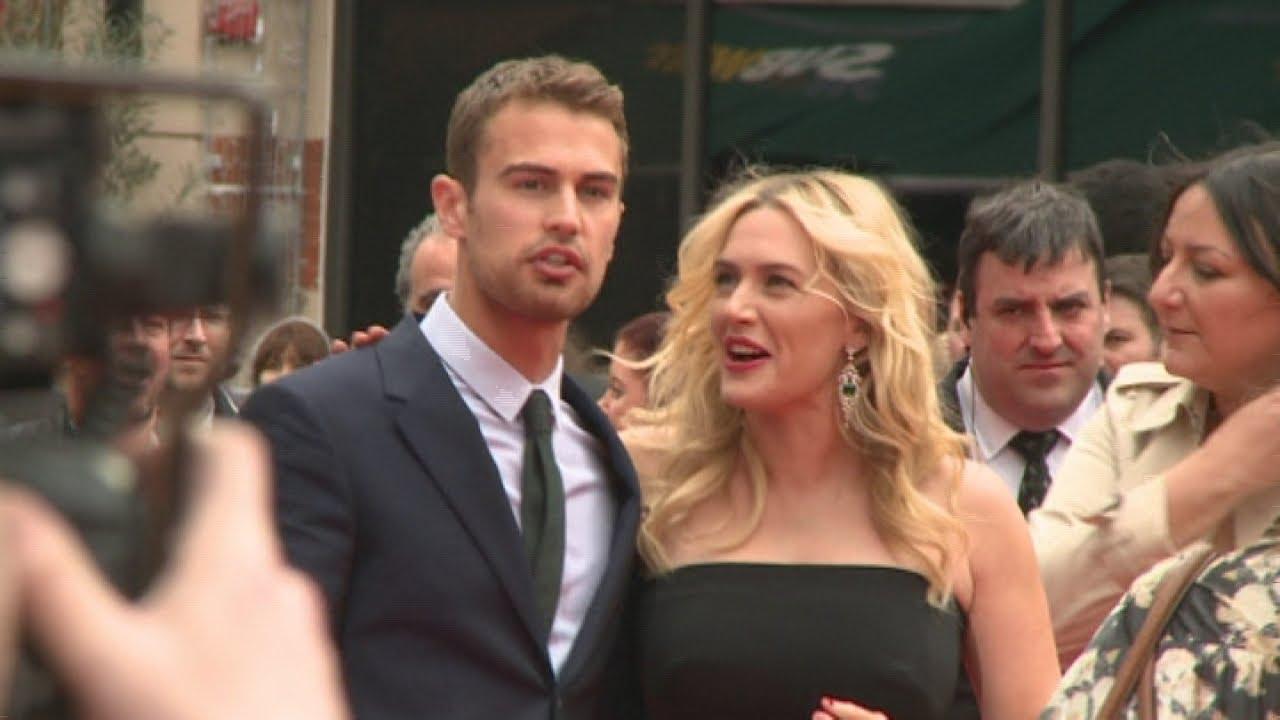Theo James Pictures - 'Divergent' Premieres in LA — Part 4 ...  Shailene Woodley And Theo James Divergent Premiere