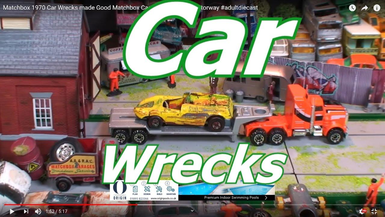 Toy Car Junkyard Videos for Kids - YouTube