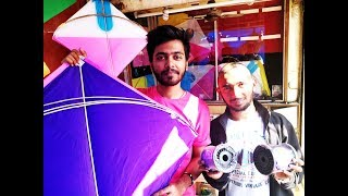 Amazing Patang's Prices And Variants @Oldcity | Sankranthi Special | Sunday Vloggers | Hyderabad |
