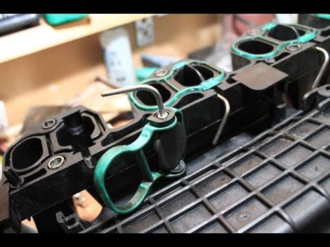 Вихревые клапаны и перекидные заслонки впускного коллектора автомобилячто такое вихревые заслонки установленные во впускном коллекторе. Причины удаления вихревых заслонок ( демонтажа )фун.
