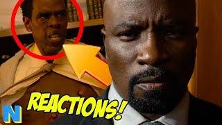 Luke Cage Season 2 Final Trailer REACTIONS!   NW News