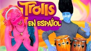 Belinda - Me levantaré - Trolls CANCIÓN en ESPAÑOL | Vídeo oficial
