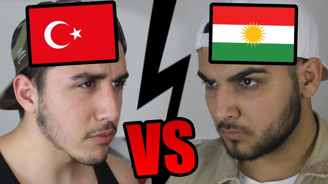 Kurden Vs Türken