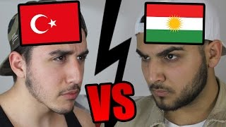 KURDE vs TÜRKE