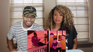 Aunt Reacts To Childish Gambino - Feels Like Summer