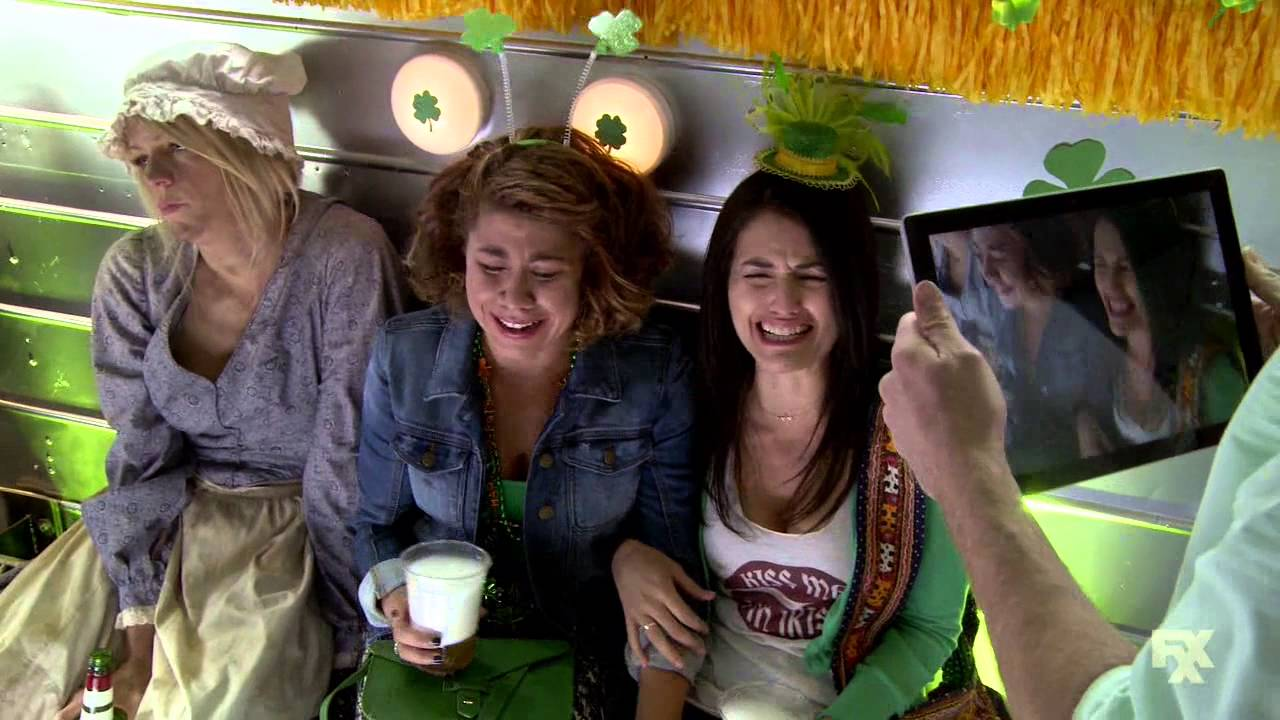 e88263f16d It's Always Sunny in Philadelphia - Dennis frightening Girls Part 2 ...