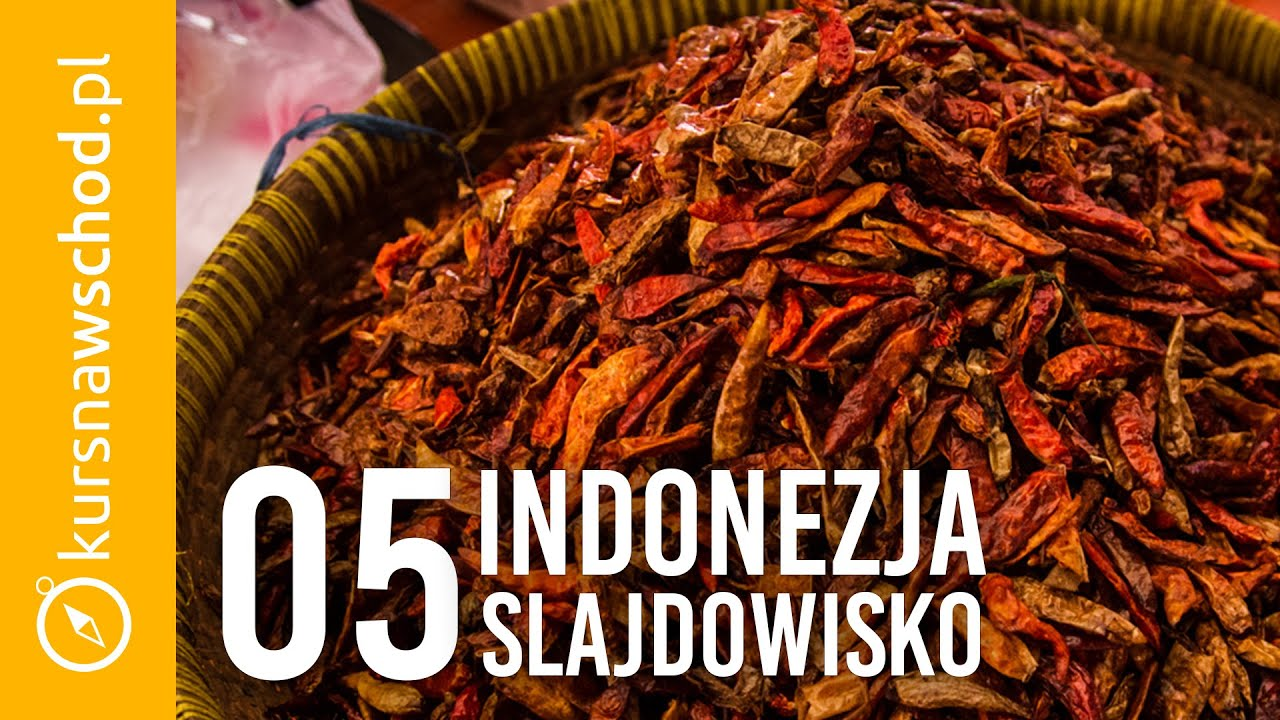 Kuchnia Indonezyjska I Jedzenie W Indonezji 512 Indonezja Slajdowisko Kurs Na Wschód