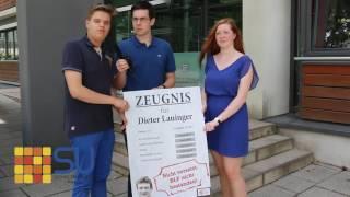 Armutszeugnis für Dieter Lauinger (Schüler Union)