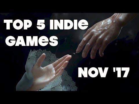 Top 5 Best Looking Indie Games of November 2017