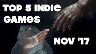 Baixar Top 5 Best Looking Indie Games of November 2017