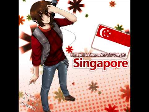 "Hetalia Singapore ""Code"" Character Song"