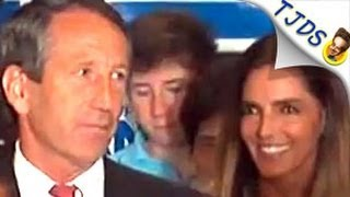 Mark Sanford Thanks God For Better Wife (TJDS)