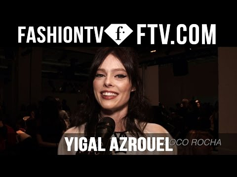 Yigal Azrouel Front Row at New York Fashion Week 16-17 | FashionTV