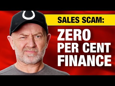 0% Finance: A classic car sales scam | Auto Expert John Cado