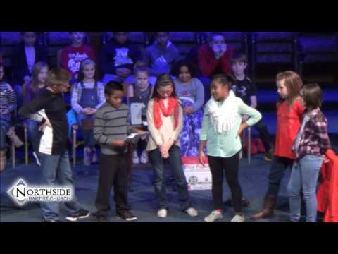 The Power Of The King Christmas Musical 2016
