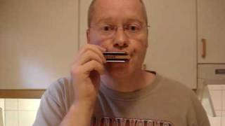 How to play train & whistle harmonica (part 1)