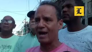 Los muertos por agentes de DNCD en Capotillo eran comerciantes; hay varios heridos