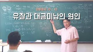 법원경매절차(10/10)-유찰과 대금미납의 원인 #손자…