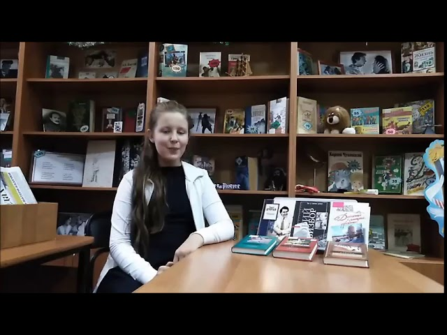 Изображение предпросмотра прочтения – АннаКозлицкова читает произведение «ДОБРОТА» Э.А.Асадова