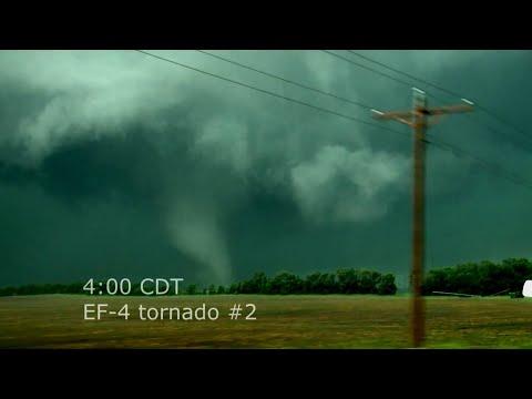 Stanton, Nebraska Tornadoes