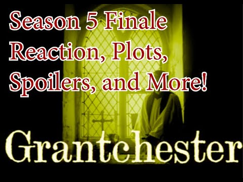 Grantchester Season 5 Finale Reaction, Spoilers, Plots, And Looking Ahead