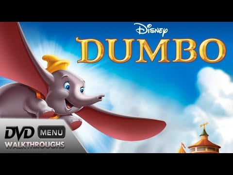 dumbo-(1941,-2011)-dvd-menu-walkthough