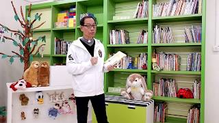 Publication Date: 2020-06-03   Video Title: 童心抗疫 - 張牧師