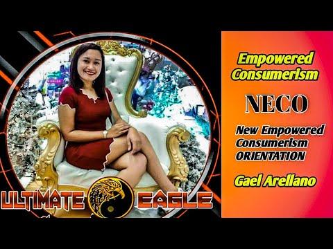 NECO|New Empowered Consumerism ORIENTATION |by Gael Arellano
