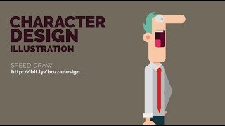 Character Design 04_ Speed Draw