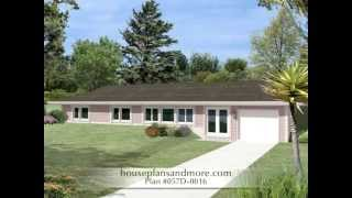 Efficient Berm Homes Video | House Plans And More