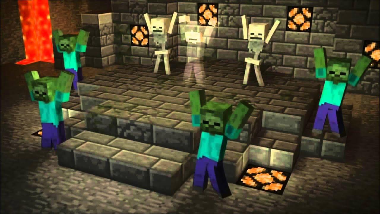 Top 10 Minecraft Songs - Parodies June 2014 - Minecraft ...