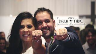 Trailer: Casamento Dalila + Fabio
