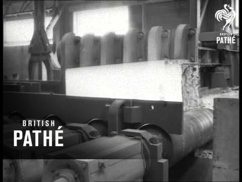 Selected Originals - Duke Opens Steel Plant (1963)